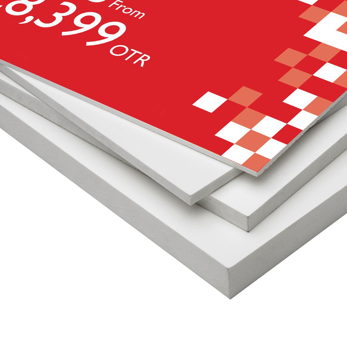 Foamex Printing Foam Board